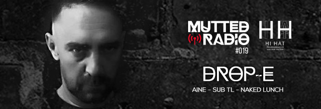 DROP-E - MUTTED RADIO #019