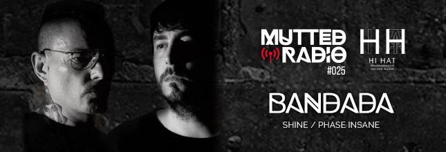 Bandada - MUTTED RADIO 025