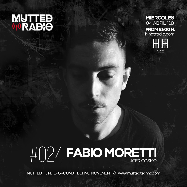Fabio Moretti - MUTTED RADIO 024
