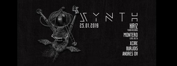 SYNTH Techno Club - Kr!z