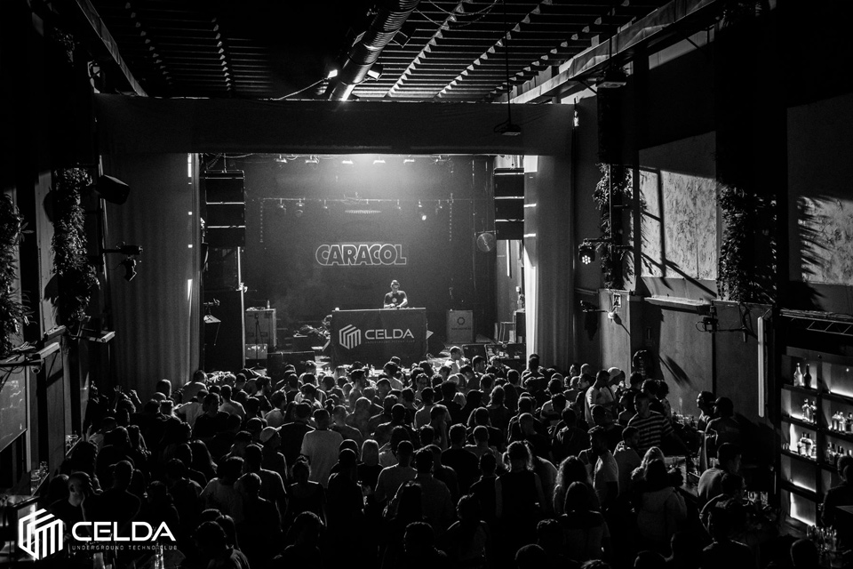Celda Techno Club Aniversario - Tommy Four Seven