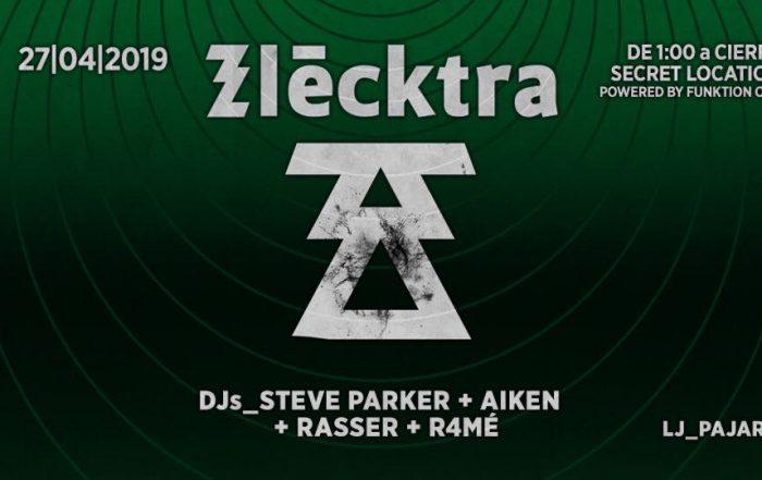 Elecktra - Steve Parker