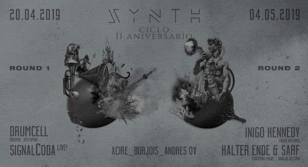 synth II Aniversario