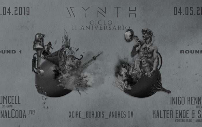 synth II Aniversario