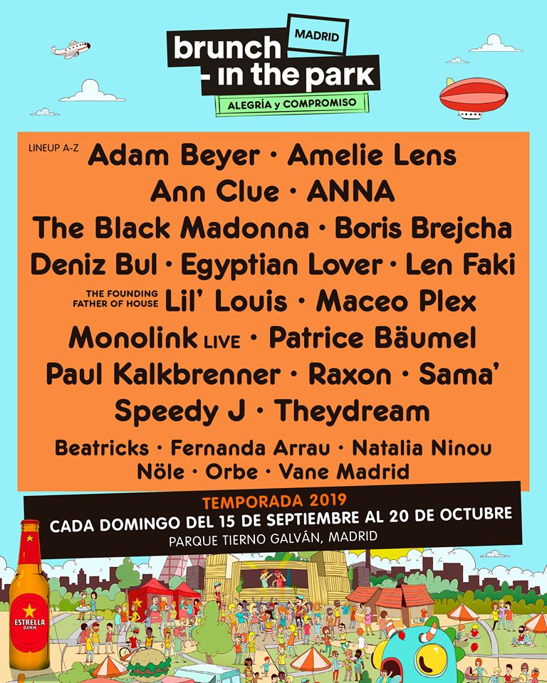 Brunch In The Park 2019