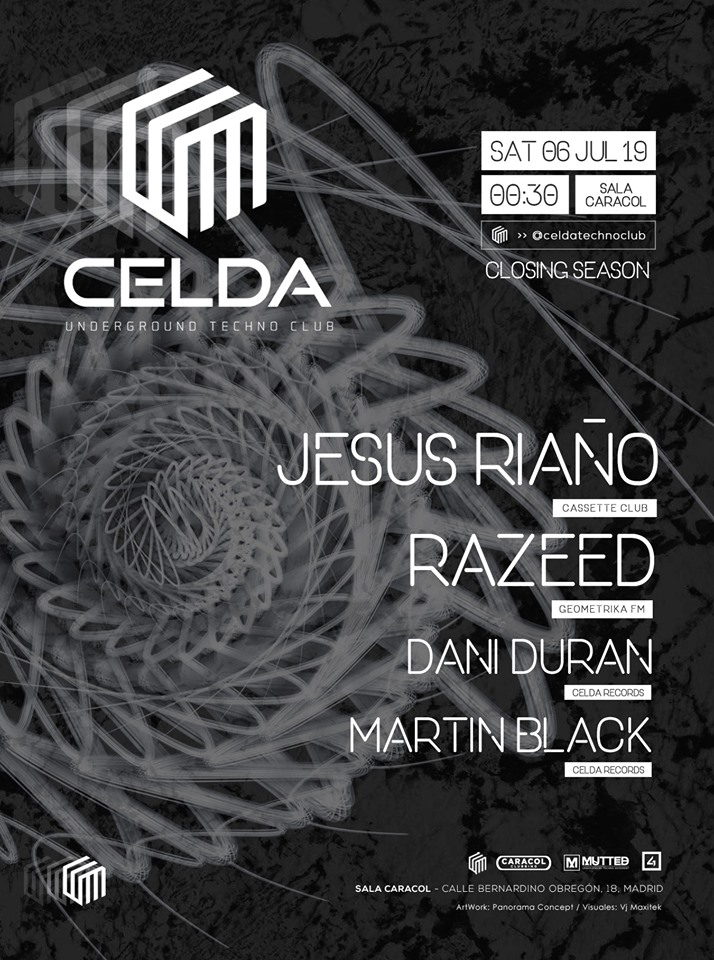 CELDA Techno Club