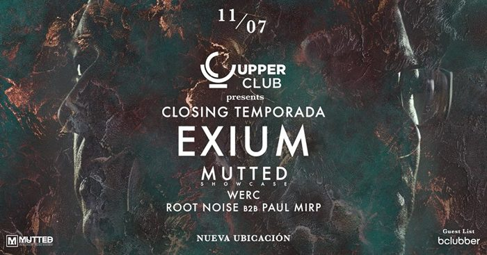 Upper Club - Exium